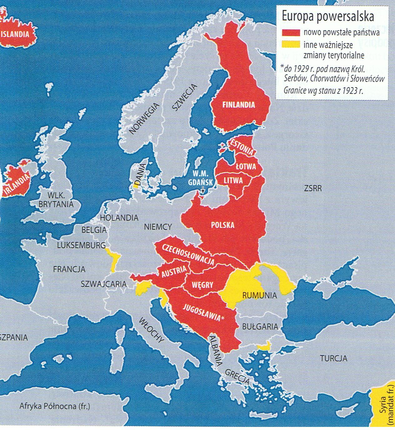 Kalendarz Polski 10 Stycznia 1920 Najpiekniejsza Mapa Europy