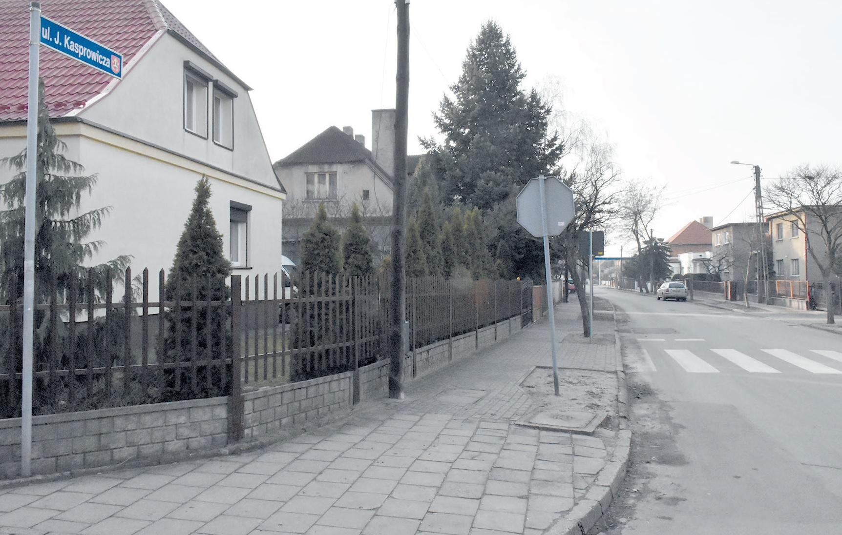 Jan Kasprowicz Z Cyklu Patroni Ostrowskich Ulic Kurier
